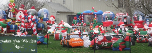 More Inflatable Decorations
